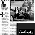 LA magazine article