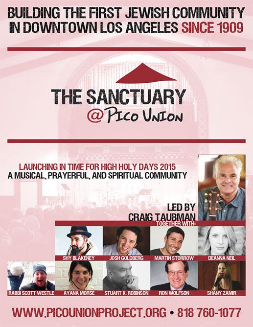 The Sanctuary at Pico Union