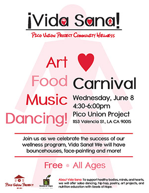 Vida Sana Carnival « The Pico Union Project