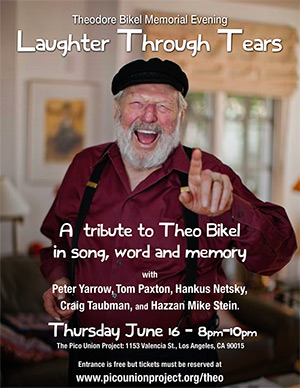 Laughter Through Tears - Theodore Bikel Memorial Evening