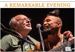 Peter Yarrow & Nahko in Concert