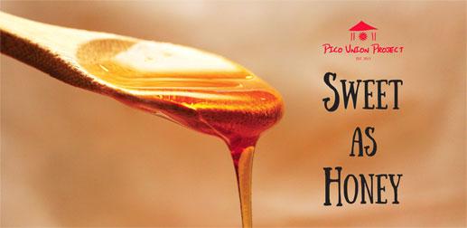 Sweet as Honey - High Holy Days 5778