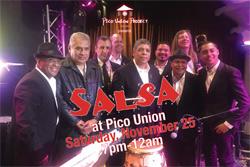 Salsa at Pico Union