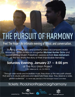 The Pursuit of Harmony with Michael Hunter Ochs